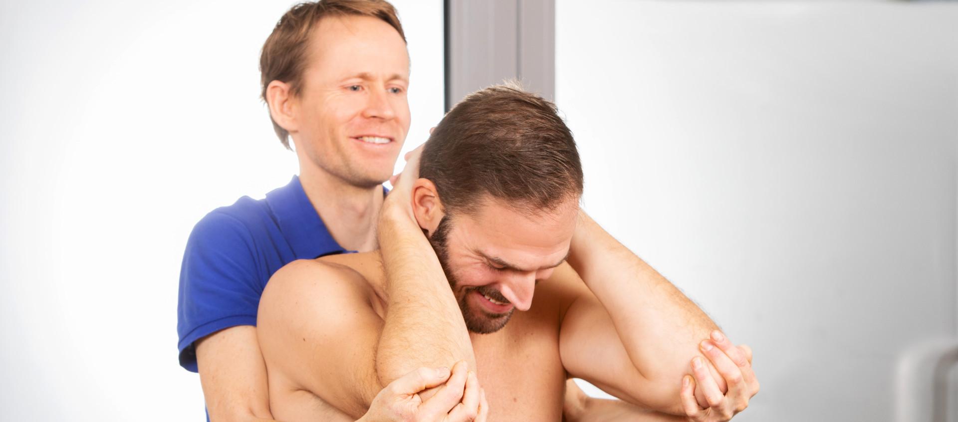 Osteopathische Leistungen für Erwachsene