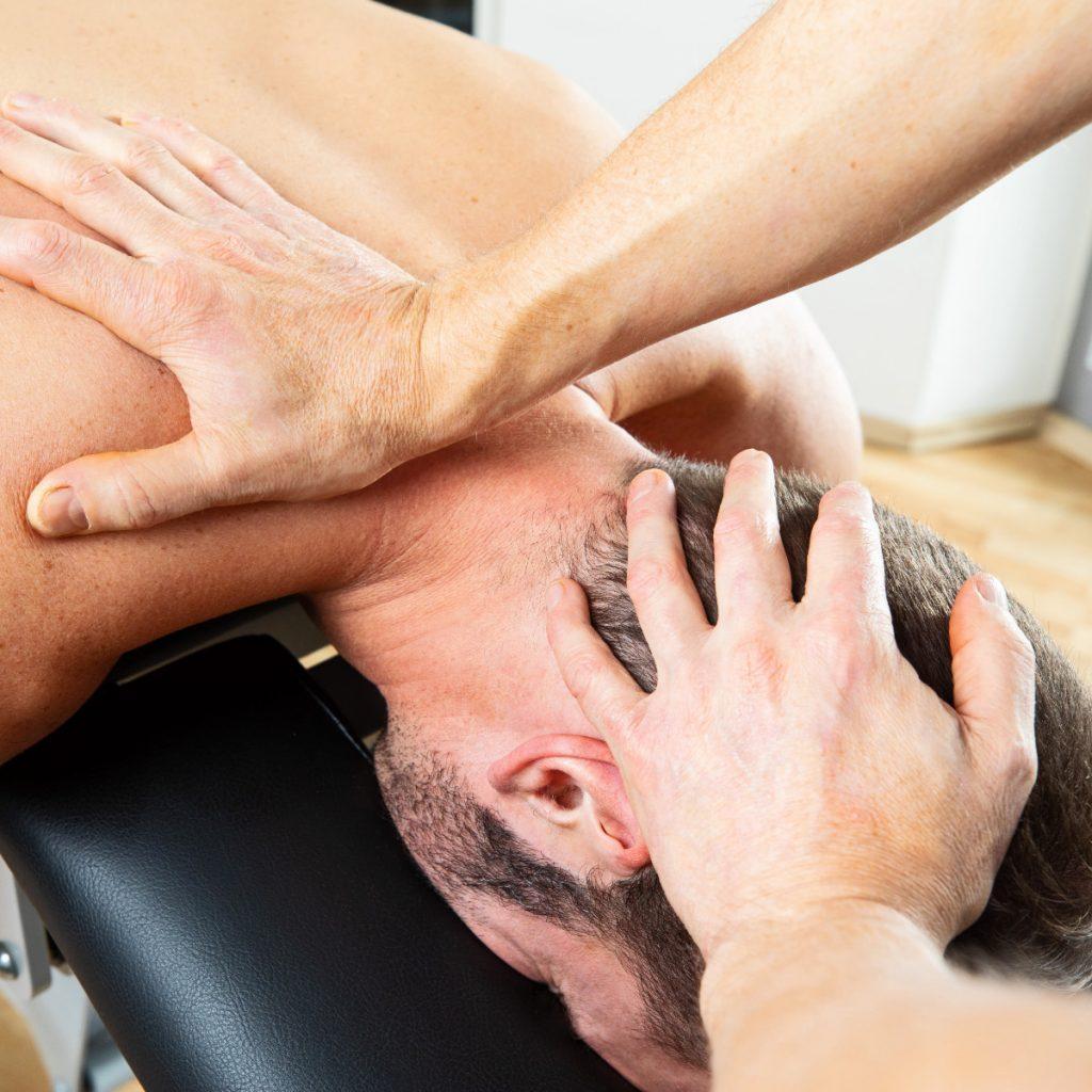 Osteopathie-Leistungen für Erwachsene
