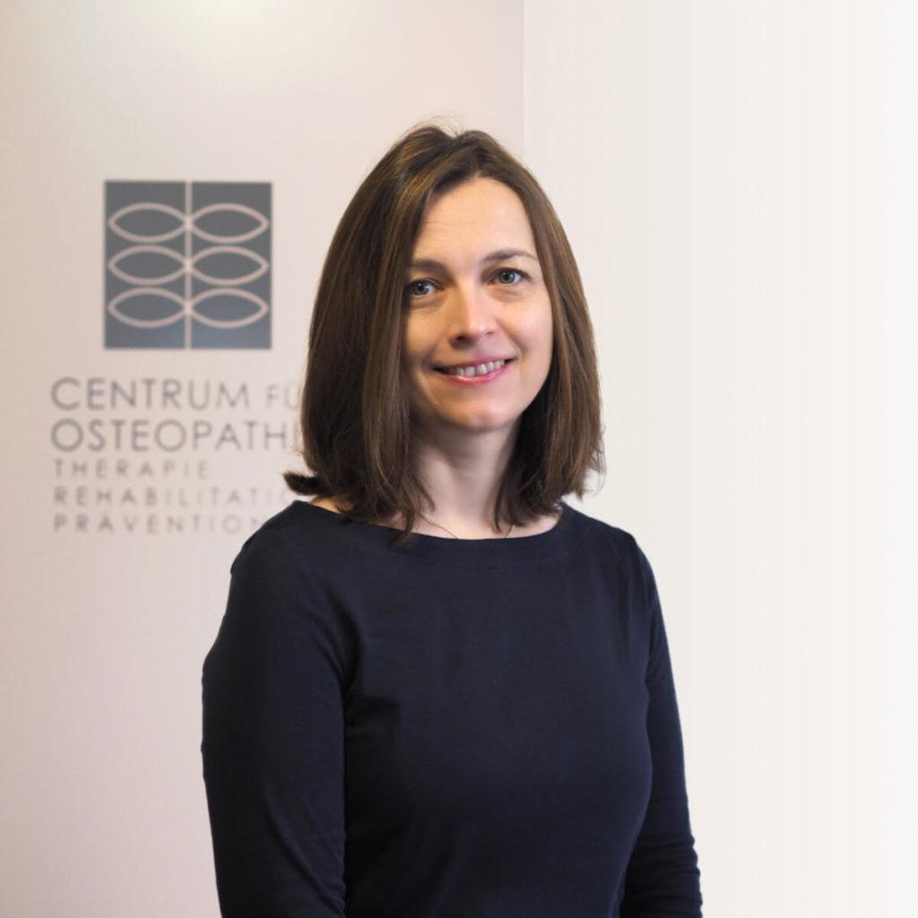 Praxisverwalung & Empfang Daniela Eberhard