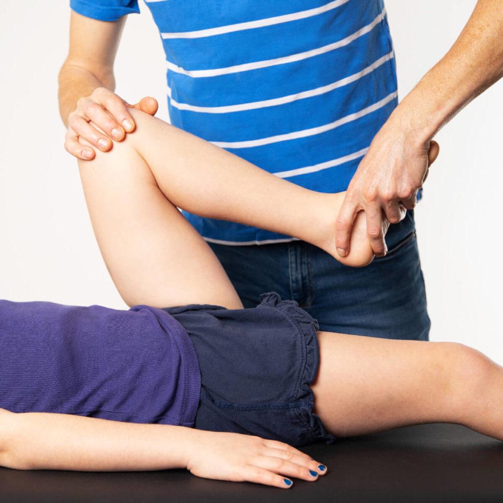 Osteopathie für Kinder & Säuglinge