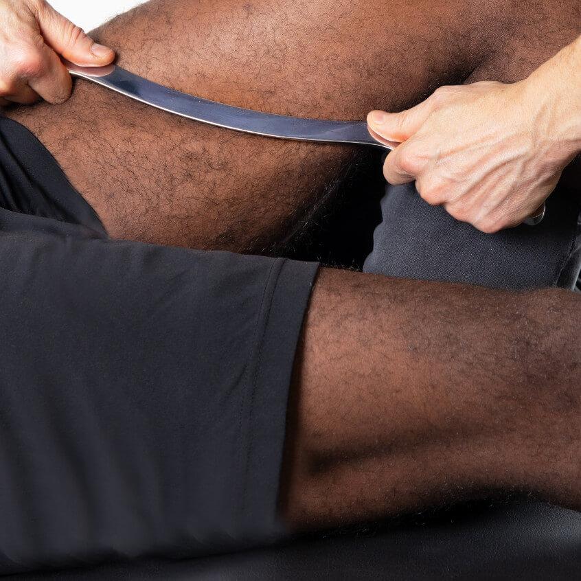 Oosteopathie bei Sportverletzungen